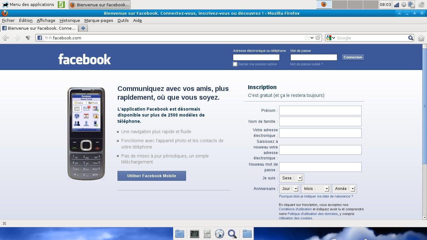 """Facebook: """"No deshabilites tu cuenta, tus amigos te extrañarán"""""""
