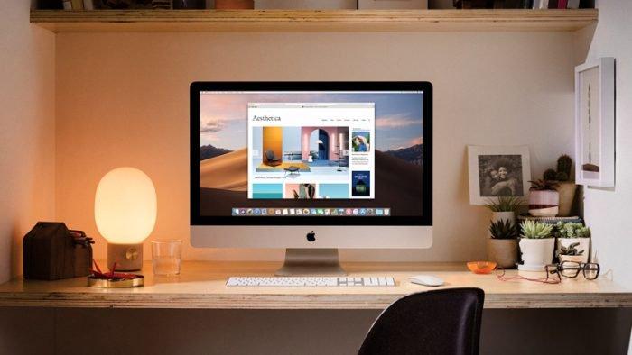 Apple actualiza el iMac con la 9ª generación de Intel y el chip gráfico Radeon Pro Vega 5