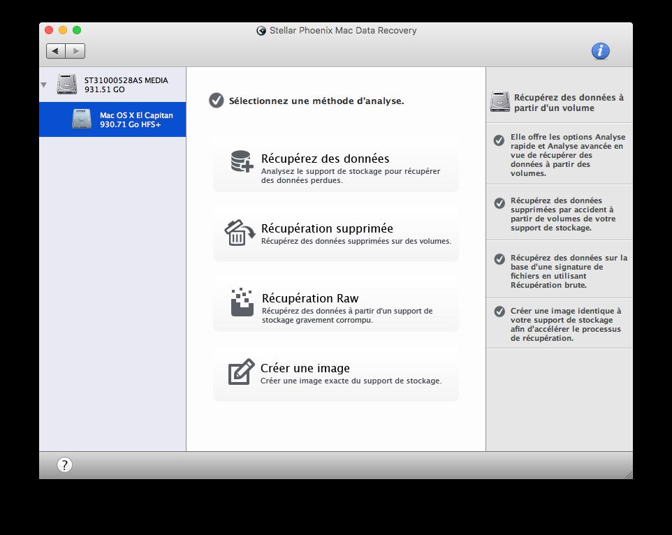 Restaurar un archivo eliminado en Mac (Sierra, El Capitan) 2