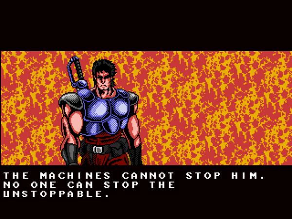 El juego brasileño Oniken tiene un estilo retro de 8 bits que te gustará.