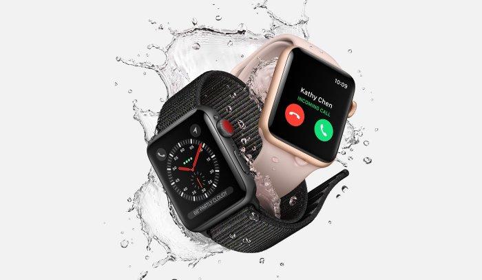 Apple admite que Watch Series 3 tiene problemas de conexión 4G