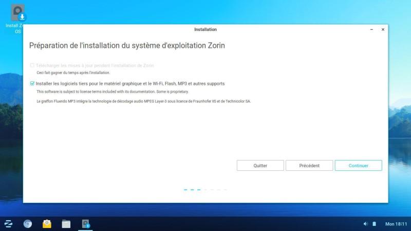 Cómo instalar Zorin OS junto a Windows 10 5