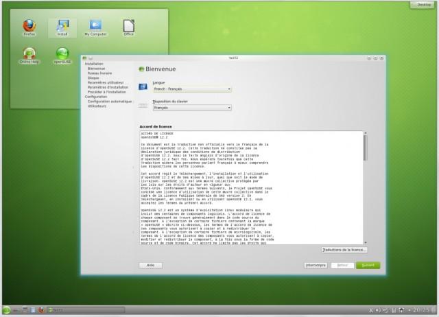 Instalación de OpenSuse 12.2 en un disco duro vacío 2