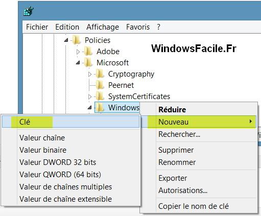 Windows 8: evitar el reinicio automático 4