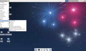 Fedora 17 en versión XFCE
