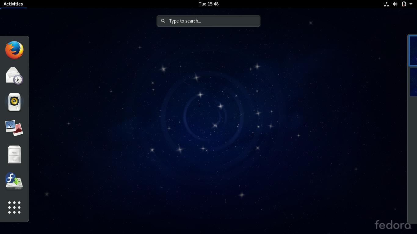 Ha llegado el Fedora 24