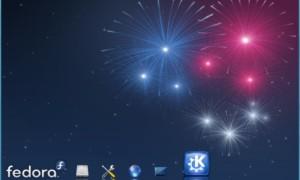 Fedora 17 KDE, instalación en un disco duro vacío