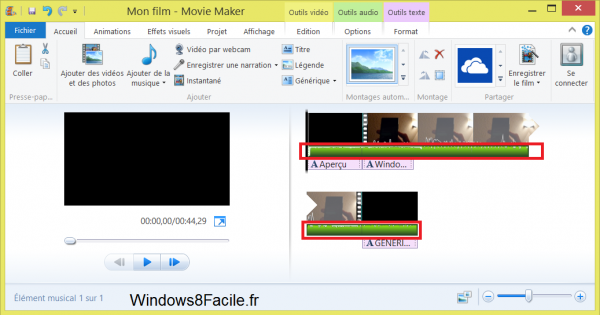 Edición de vídeo con Windows Movie Maker 14