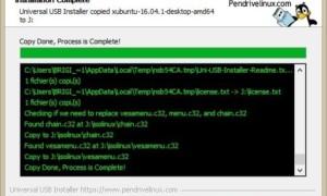 Cómo probar Linux con una llave USB para BIOS MBR o UEFI GPT