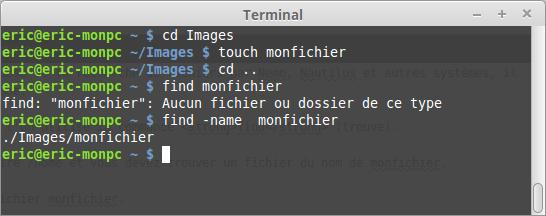 Cómo usar el comando de búsqueda de Linux