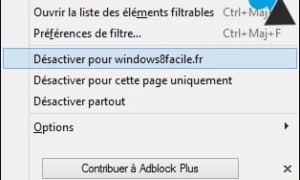 Bloquear anuncios en Internet (Mozilla Firefox)