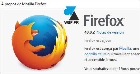 Actualizar Mozilla Firefox