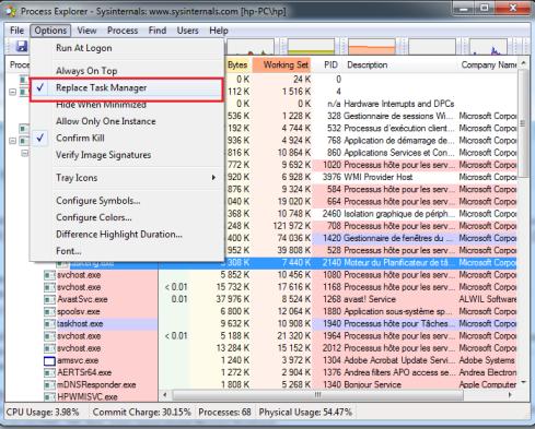 Forzar el cierre de sus programas de Windows