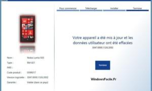 Nokia Lumia: actualización de fuerza