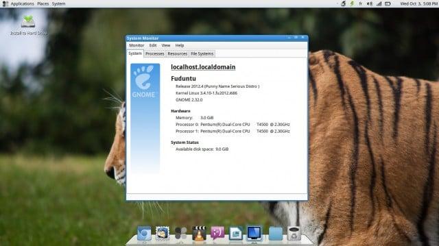 Fuduntu, una nueva versión 2012 4