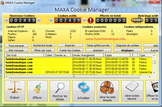 ¿Cómo analizar las cookies de Windows?