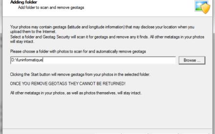 ¿Cómo borrar datos GPS de tus fotos?