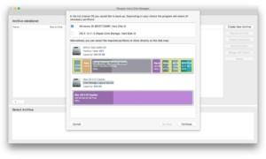Administración de particiones en Mac con Paragon Hard Disk Manager (HFS+, NTFS, FAT16/32, EXT2/3/4)