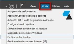 Gestión del ordenador en Windows Server 2012 / R2