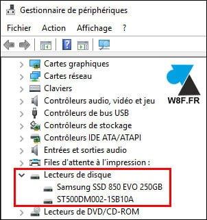 Saber si un PC está equipado con un disco duro HDD o SSD