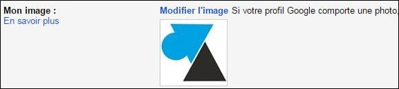 Cambiar avatar en Gmail