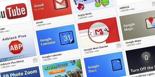 Cómo instalar los complementos de Google Chrome