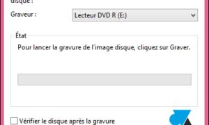 Windows 8 / 8.1: Grabar un archivo ISO