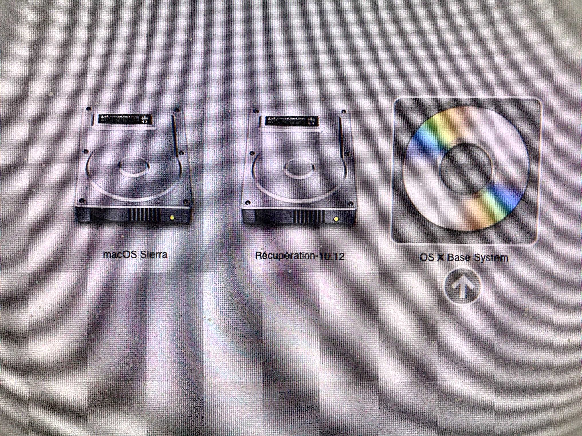 Grabar macOS Sierra (10.12) a DVD