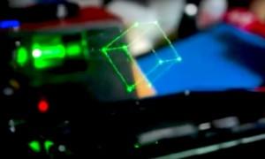 Un proyector holográfico de Star Wars está en Kickstarter