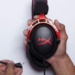 HyperX lanza los auriculares Alpha Cloud Headset con tecnología de doble cámara