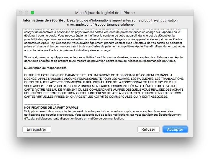 iOS 10.3.2 : actualización para iPhone, iPad e iPod touch (enlaces IPSW incluidos)
