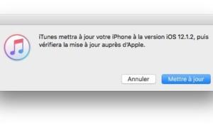 Actualización de iOS 12.1.2 sólo para iPhone (IPSW)
