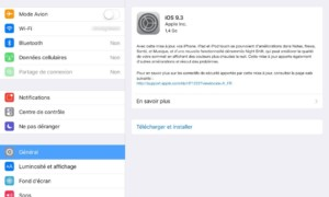 Actualización de iOS 9.3 disponible para iPhone, iPad, iPod