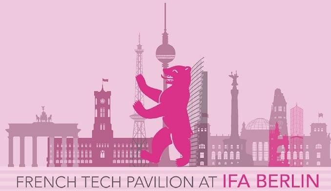 IFA 2017: Francia domina, primera delegación del salón en número de startups