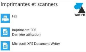 Cambiar el nombre de la impresora PDF en Windows 10