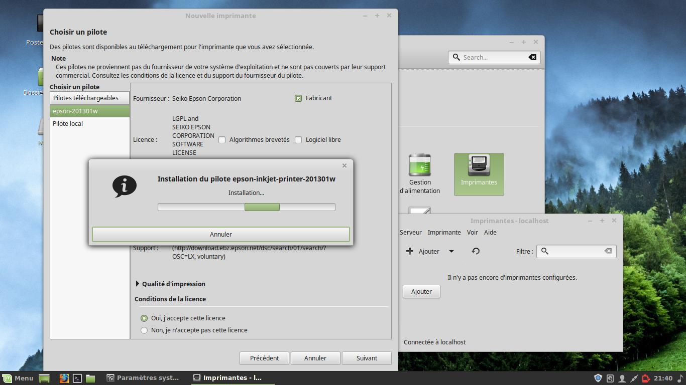 Manjaro 17.0.3 en prueba en su ordenador