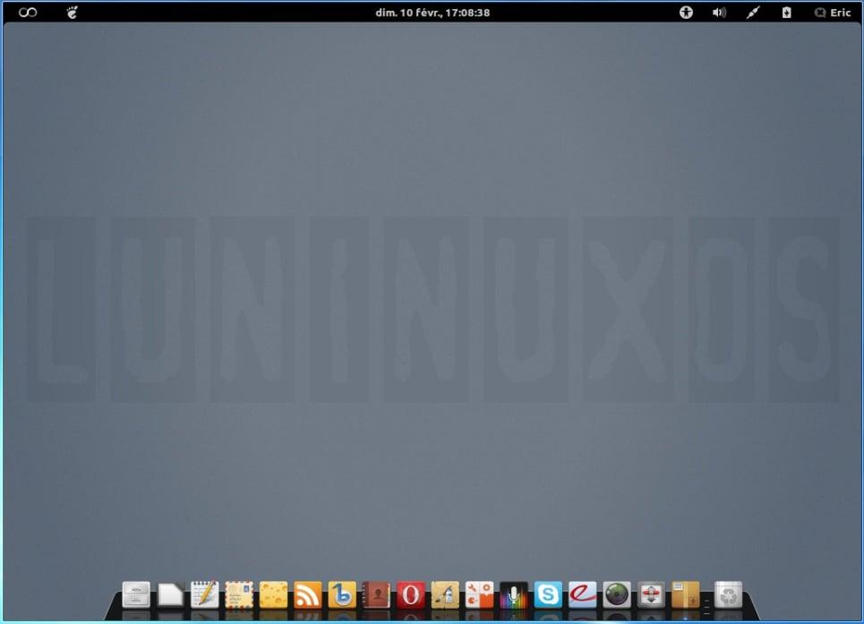 Luninux OS, instalarlo en un disco duro en blanco