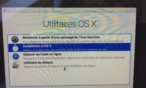 Instalación limpia de Mac OS X El Capitan (10.11)