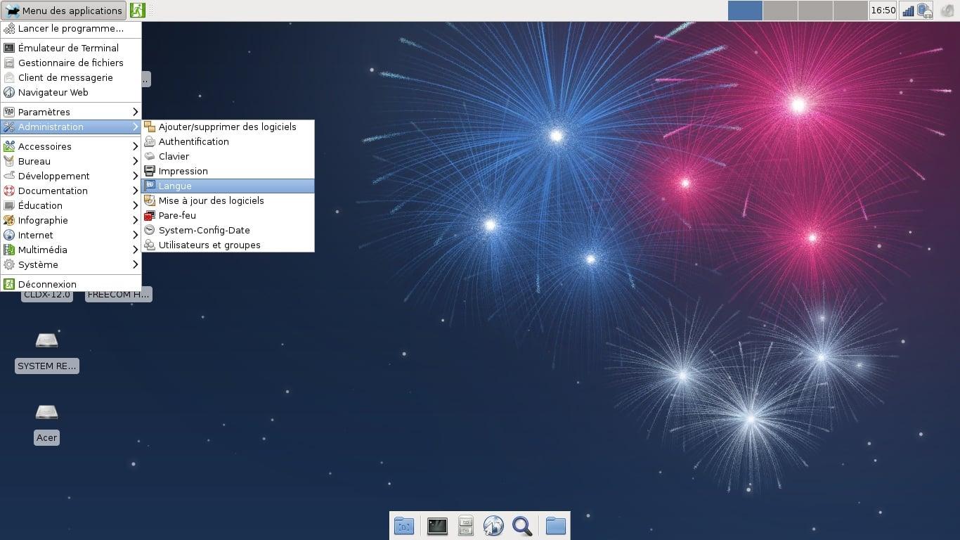 Instalación de Fedora 17 XFCE en imágenes