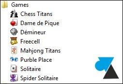 Instalar juegos en Windows 7 Professional