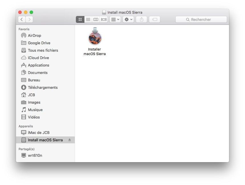 Instalar MacOS Sierra (10.12) : 3 métodos