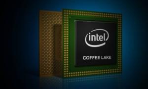 Intel Coffee Lake: el rendimiento de la CPU explotará otro 30%.