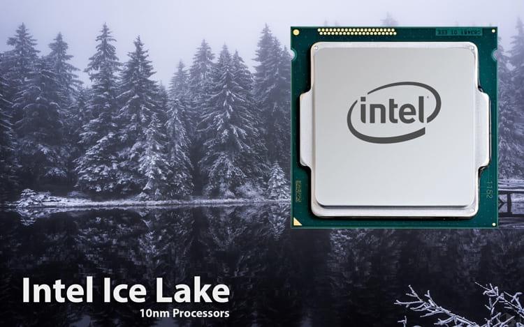 Procesadores de la 9ª generación Nombre en clave de la ganancia: Ice Lake