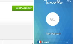 Tunnello - Una VPN gratuita para el navegador Chrome
