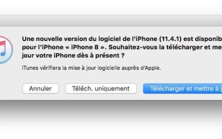 iOS 11.4.1 : actualización de iPhone, iPad, iPod (enlaces IPSW)