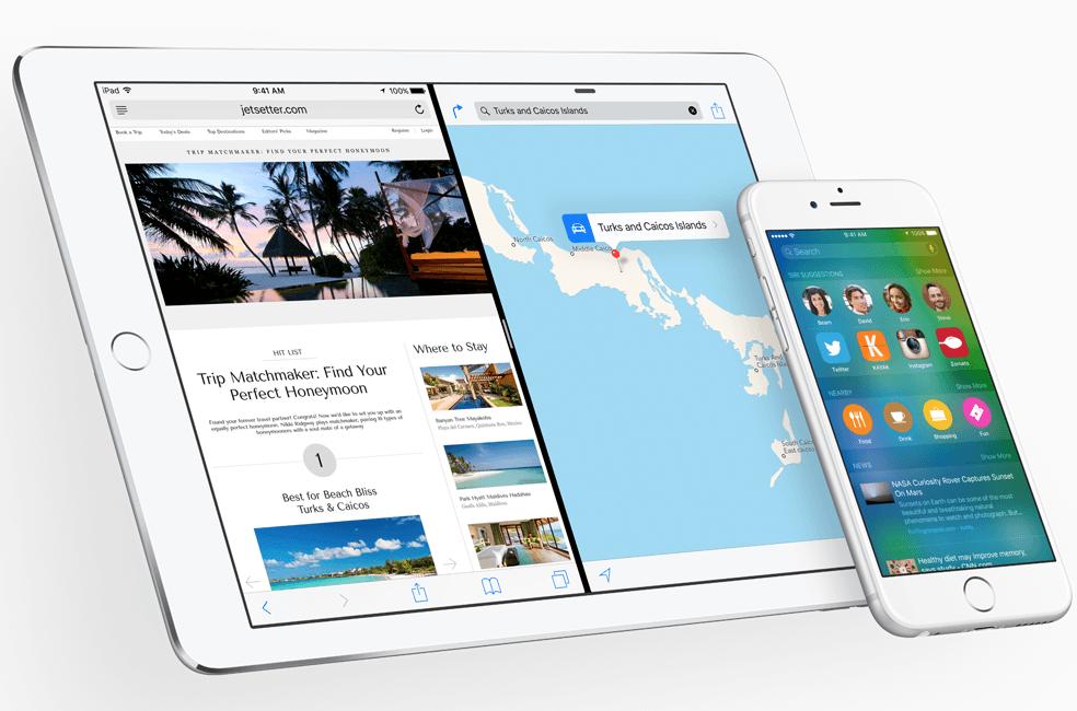 Mac OS X El Capitan (10.11) e iOS 9: configuración requerida