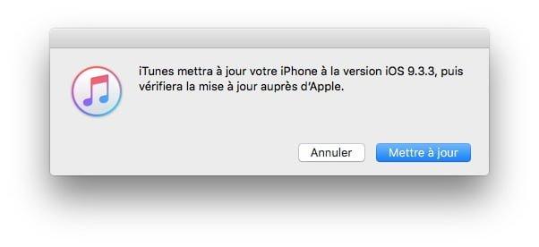 iOS 9.3.3.3.3: actualización disponible para iPhone, iPad, iPod touch
