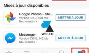 iPhone / iPad: desactivar las actualizaciones automáticas de la aplicación