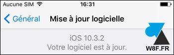 iPhone y iPad: conozca la versión de iOS instalada