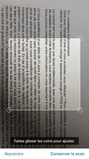 Uso de la cámara de continuidad iPhone en Mac (Páginas, TextEdit, Correo, Mensajes, Notas)